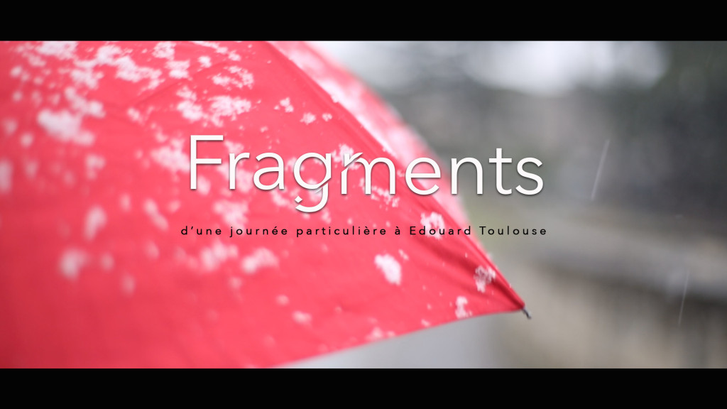 « FRAGMENTS » LE DOCUMENTAIRE