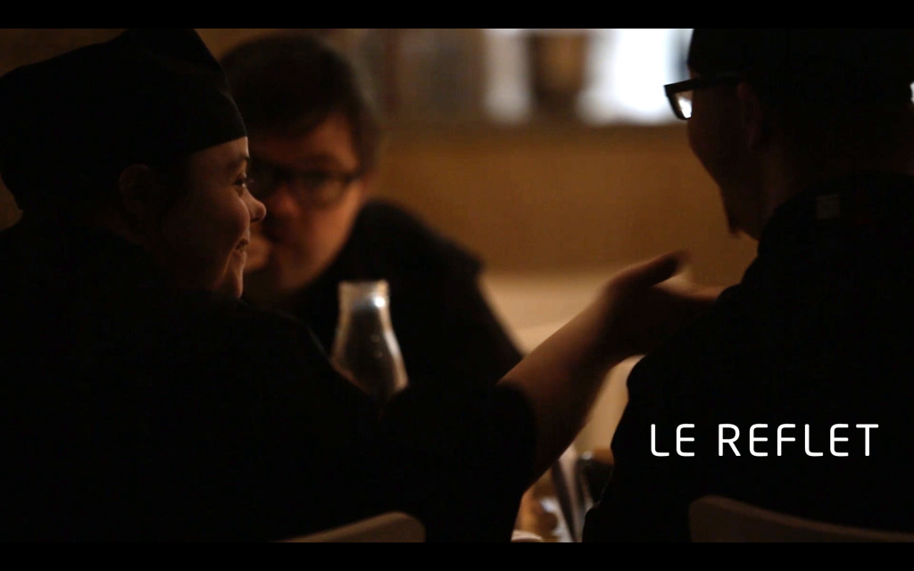 DOCUMENTAIRE / LE REFLET