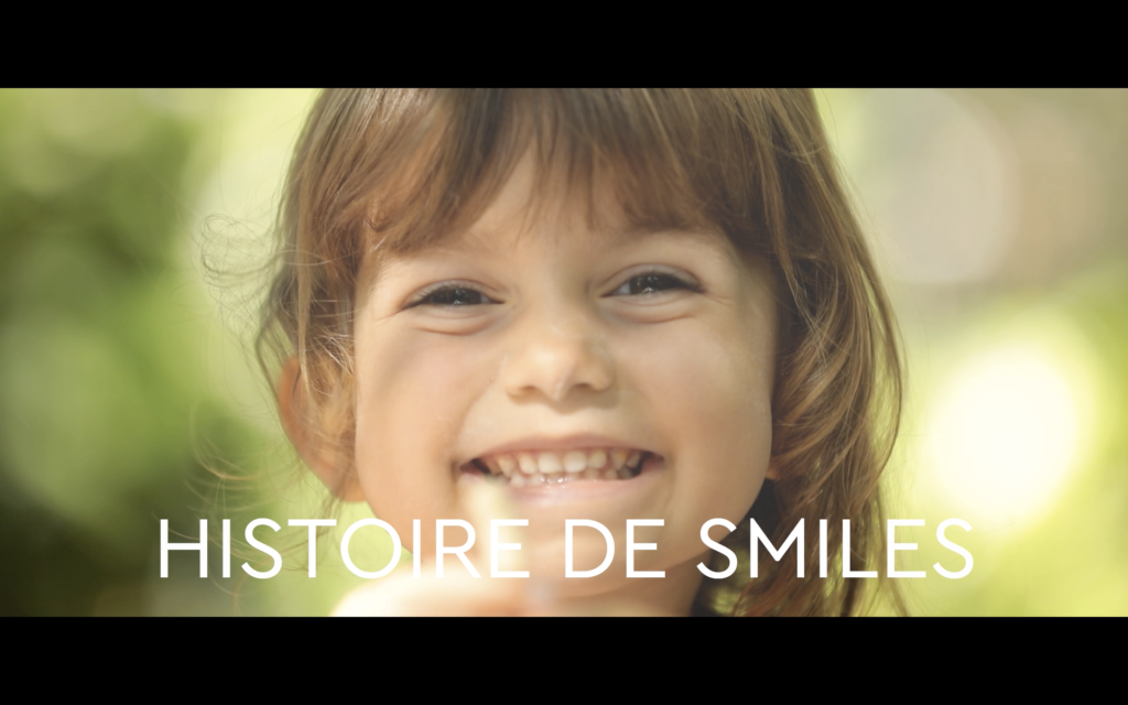 FILM / WE LOVE YOUR SMILE