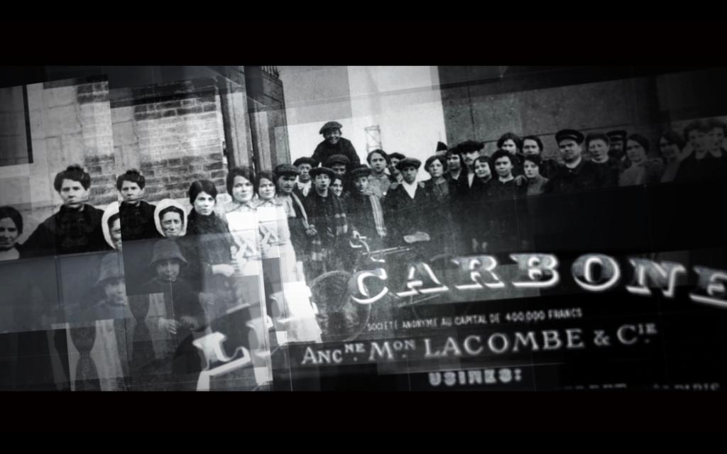 FILM /MERSEN 130 ANS D'HISTOIRE
